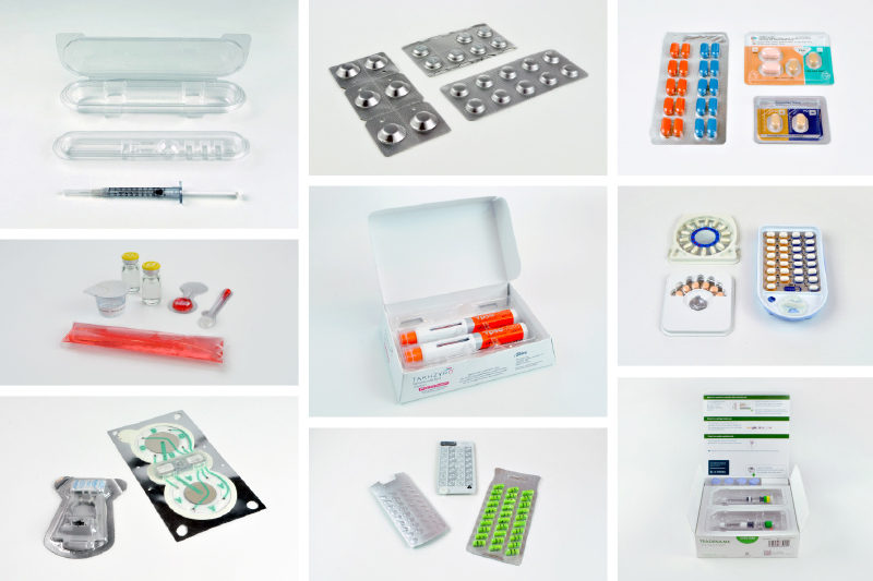 100's of Medical Therapy Package Designs